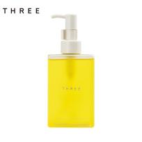 THREE小三卸妆油 平衡卸妆油R185ml成分升级深层清洁温和不刺激抗氧化