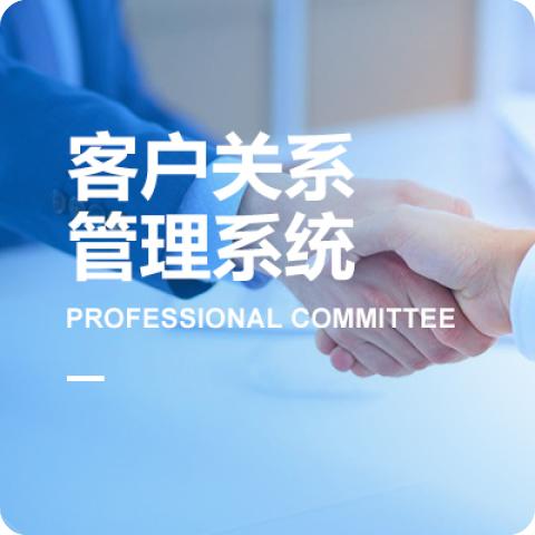 客户关系管理系统专业委员会