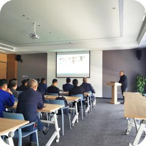 微科光电&正航软件信息化项目启动大会顺利召开